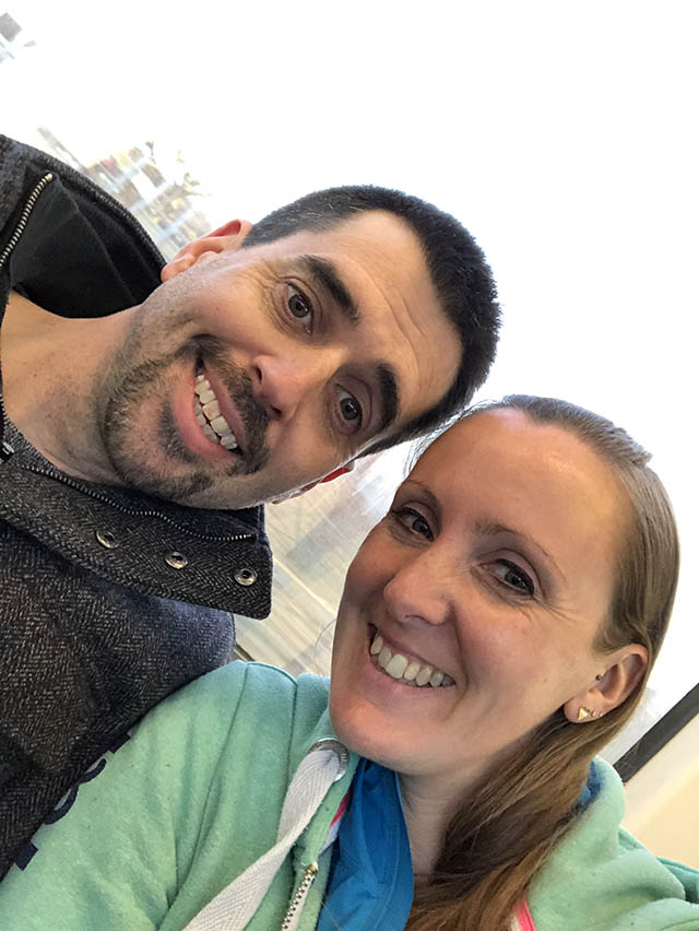 Love - daytrip to London with my husband Lee to run the vitality half marathon wedding anniversary blog My Not So Secret Diary