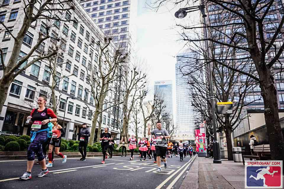 Putting Things Into Perspective - Vitality Half running a half marathon in London mental health and overcoming addiction blog My Not So Secret Diary