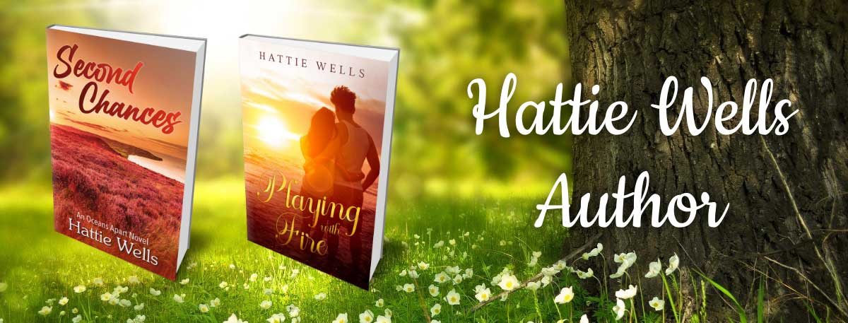 Hattie Wells Author